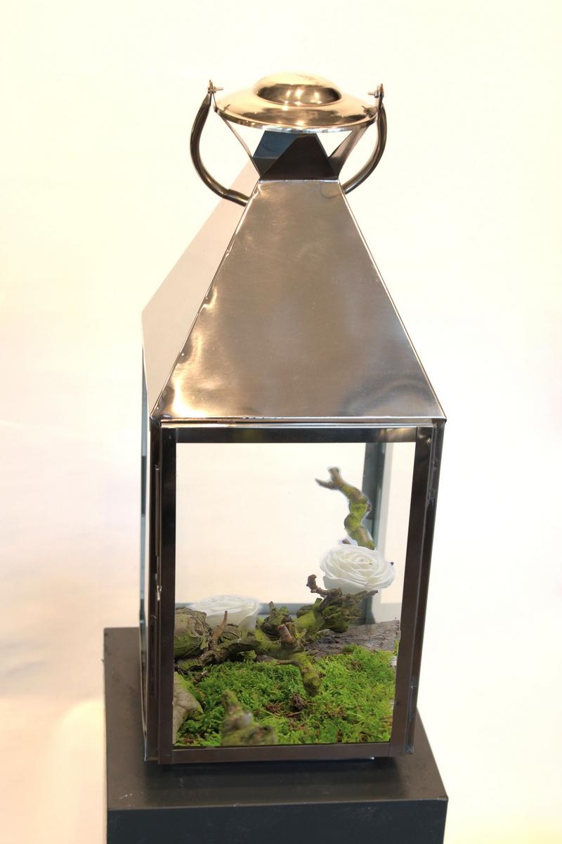 Lantaarn RVS - Decoratie, woonaccessoires, cadeauu0026#39;s en handgemaakte ...