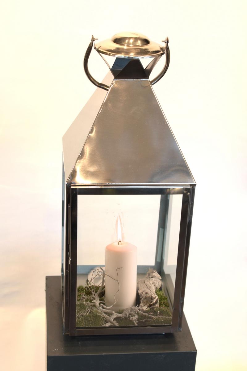 lantaarn rvs woonaccessoires decoratie cadeau 39 s en