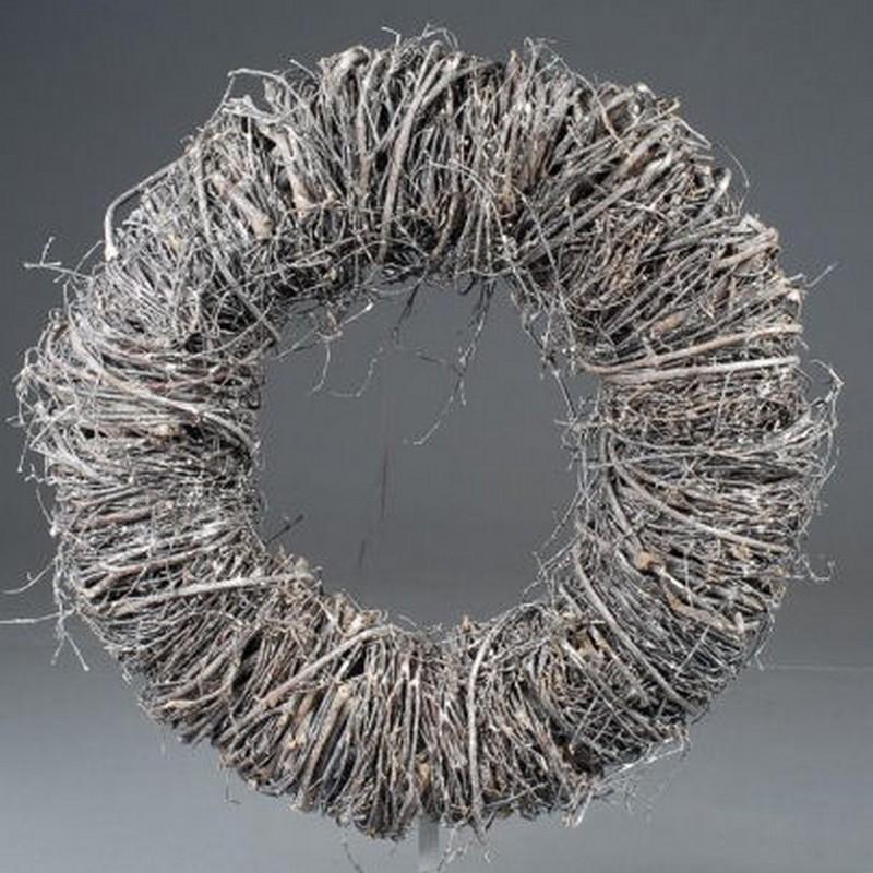 Krans Whitewash 45x10 cm - Decoratie, woonaccessoires, cadeauu0026#39;s en ...