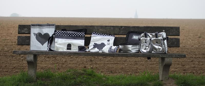Schoudertas zilver woonaccessoires decoratie cadeau 39 s en handgemaakte producten - Ad decoratie binnen ...