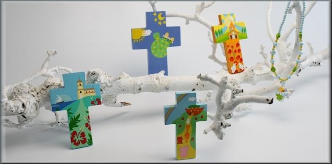 Kruisjes - Decoratie, woning-accessoires,cadeauu0026#39;s en handgemaakte ...
