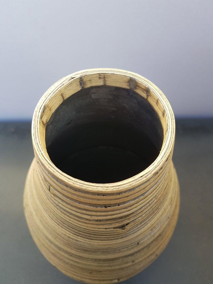 Verwonderend Bamboe Vaas - Woonaccessoires, decoratie, cadeau's en handgemaakte ZV-73