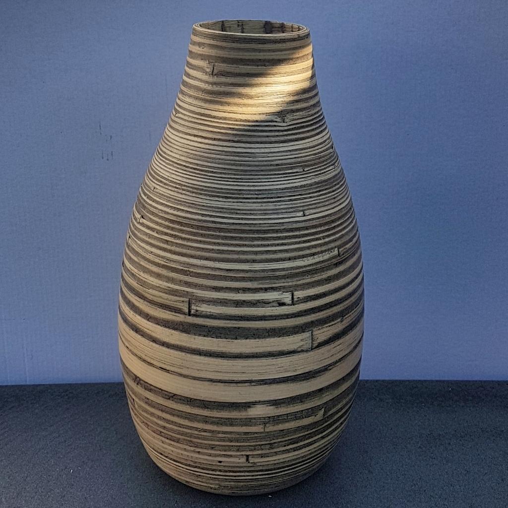 Fonkelnieuw Bamboe Vaas - Woonaccessoires, decoratie, cadeau's en handgemaakte CH-15
