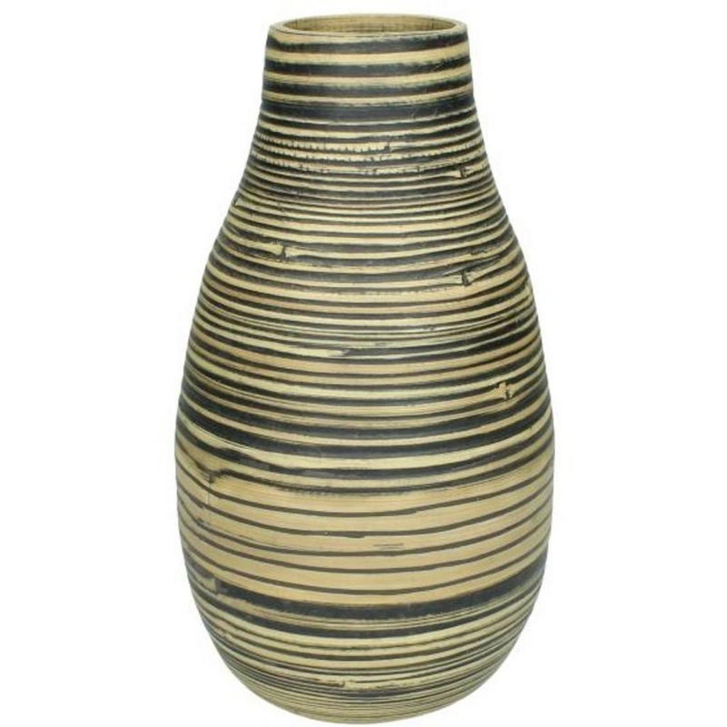 Spiksplinternieuw Bamboe Vaas - Woonaccessoires, decoratie, cadeau's en handgemaakte EE-93