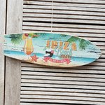 Ibiza bord Beach Party 30 cm